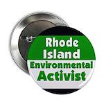 Rhode Island Environmentalist Button
