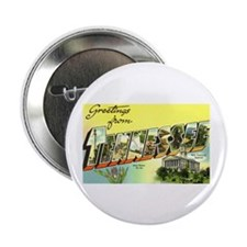 "Greetings from Tennessee 2.25"" Button (100 pack)"