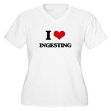 I Love Ingesting Plus Size T-Shirt