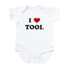 I Love TOOL Infant Bodysuit