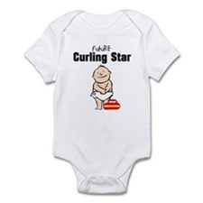 Future Curling Star Infant Bodysuit