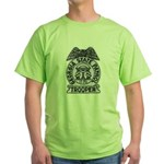 Georgia State Patrol Green T-Shirt