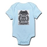 Georgia State Patrol Infant Bodysuit