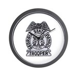 Georgia State Patrol Wall Clock