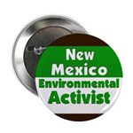 New Mexico Environmentalist Button
