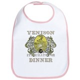 Venison its whats for dinner Bib