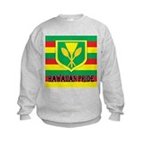 Hawaiian Pride Old School Sweatshirt