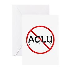 BAN ACLU Greeting Cards (Pk of 10)
