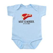 Meat Is Murder. Tasty, Tasty, Murder. Body Suit