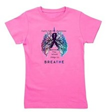 Unique Cystic fibrosis Girl's Tee