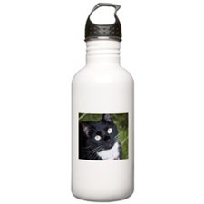 Cat face Water Bottle