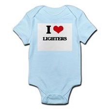 I Love Lighters Body Suit