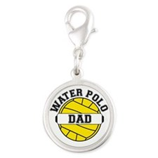 Water Polo Dad Charms