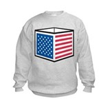 USA Box Sweatshirt