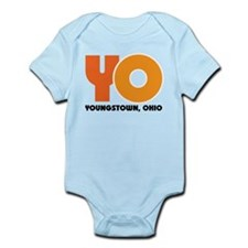 Unique Akron Infant Bodysuit