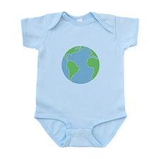 Globe Body Suit