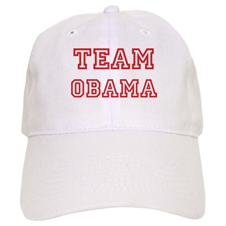 Team OBAMA (red) Cap