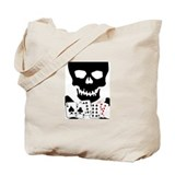 Aces and Eights Tote Bag