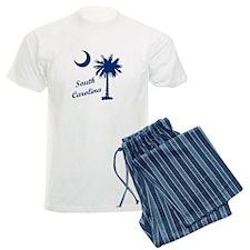 SOUTH CAROLINA PALMETTO Pajamas