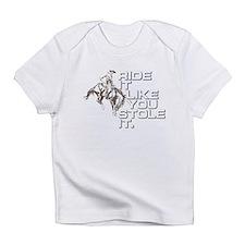 Unique Cowgirl Infant T-Shirt
