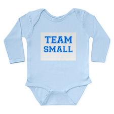 Small Long Sleeve Infant Bodysuit