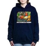 Salad Bar Exam Women's Hooded Sweatshirt