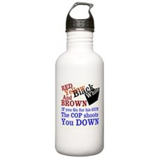 Ferguson Missouri - The Truth Water Bottle