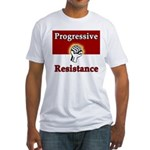 Progressive Resistance Fitted USA T-Shirt