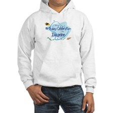Celebration for Eugene (fish) Hoodie