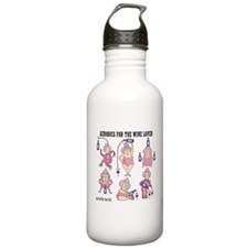 Wine Aerobics Water Bottle