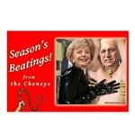 Seasons Beatings From The Postcards (package Of 8)