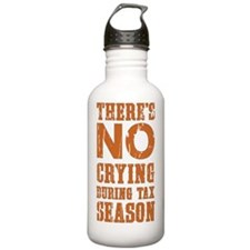 No Crying Water Bottle