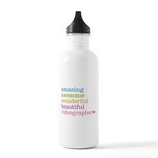 Videographer Water Bottle