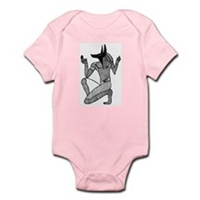 Anubis - Eqyptian Diety Infant Bodysuit