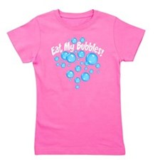 Cute Olympic swimming Girl's Tee