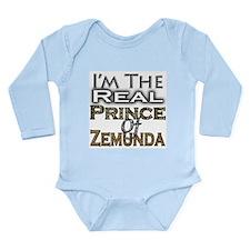 Funny Movie Long Sleeve Infant Bodysuit