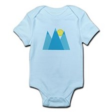 Mountains Body Suit