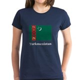 Turkmenistan Turkmen Heritage Tee
