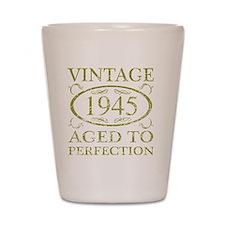 Vintage 1945 Shot Glass