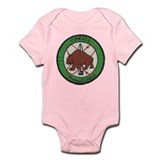 USS MARIANO G. VALLEJO Infant Bodysuit