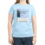 Being Loved Women's Pink T-Shirt