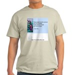 Being Loved Ash Grey T-Shirt