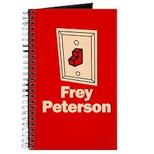 Journal. Frey Peterson.