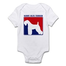 Pro Kerry Blue Terrier Infant Bodysuit