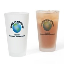 World's Happiest Higher Education A Drinking Glass