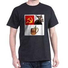 Moscow Mule Cocktail T-Shirt