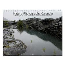 Nature Photography Wall Calendar
