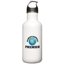 World's Happiest Premi Water Bottle