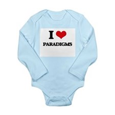 I Love Paradigms Body Suit