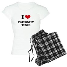 I Love Paternity Tests Pajamas